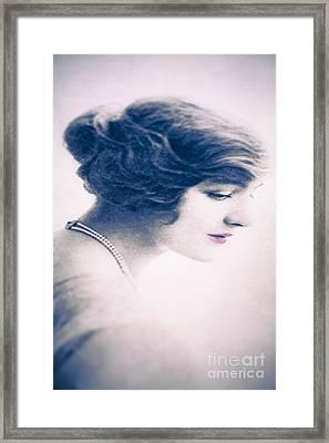 Elegance Framed Print by Jan Bickerton