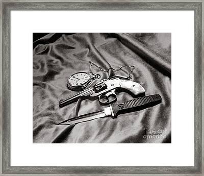 Elegance Framed Print by   Joe Beasley
