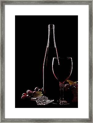 Elegance Framed Print by Marcia Colelli