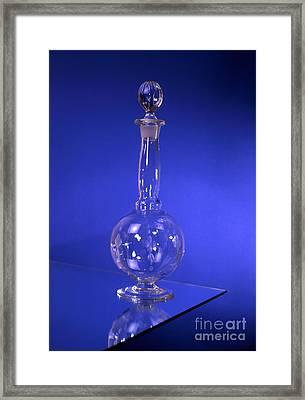 Elegant Carafe  Framed Print