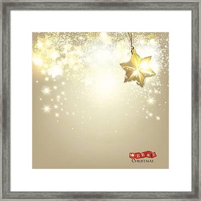 Elegant Christmas Background Images.Elegant Christmas Background With Golden Stars