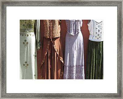 Framed Print featuring the photograph Elegant by Elizabeth Sullivan