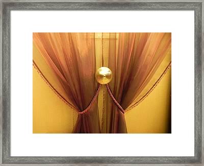 Elegant  Framed Print by Peggy Stokes
