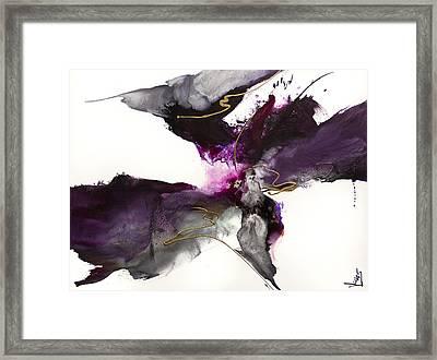 Elegant Presence IIi Framed Print by Jonas Gerard