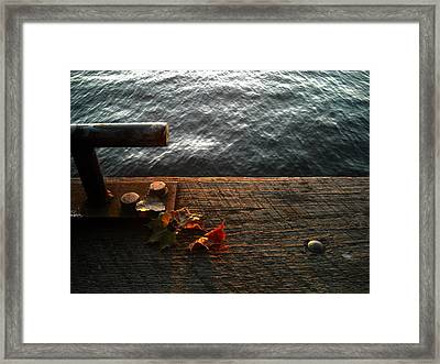 Elements I Framed Print