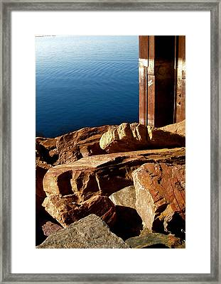 Elements IIi Framed Print