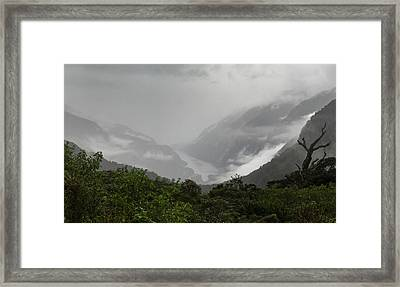 Elevated View Of Doubtful Sound Framed Print by Panoramic Images