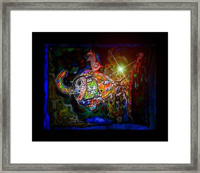 Eliphish Framed Print