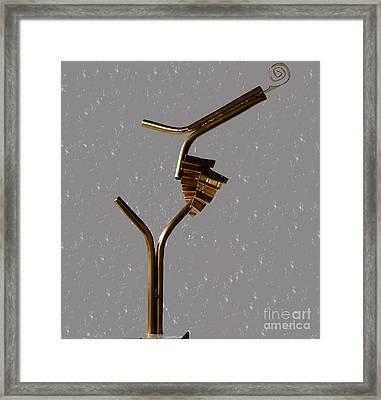 Elisa Framed Print