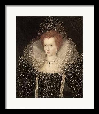 1500s Framed Prints