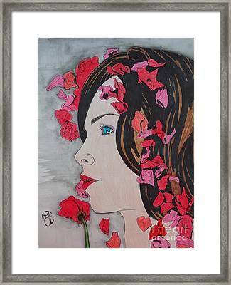 Elizabeth Framed Print