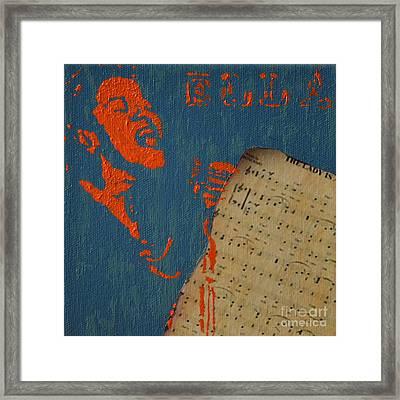 Ella Framed Print