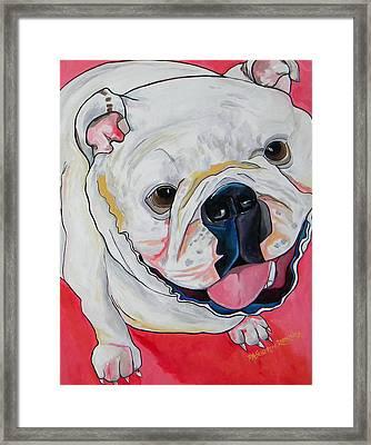 Ella Framed Print by Patti Schermerhorn