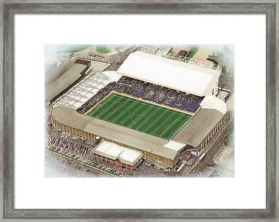 Elland Road - Leeds United Framed Print