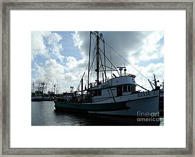 Ellie J Framed Print by Chalet Roome-Rigdon