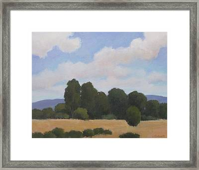 Ellwood Framed Print by Jennifer Boswell