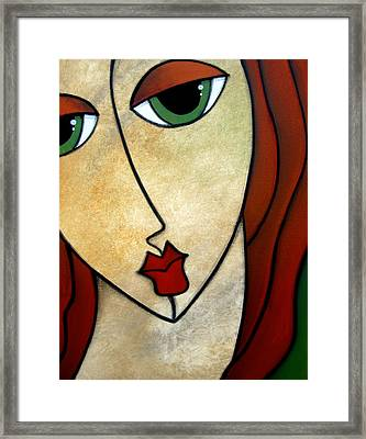 Eloquent By Fidostudio Framed Print by Tom Fedro - Fidostudio