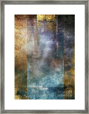Elsewhere Framed Print by Aimee Stewart