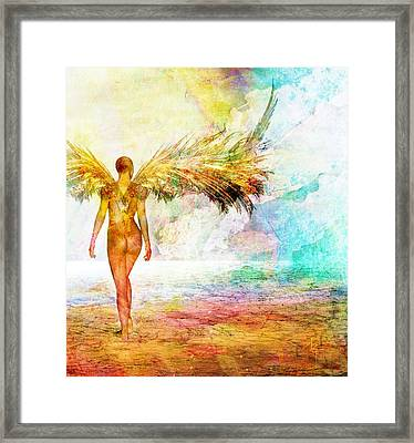 Elusive Dreams Part 3 Framed Print by Jacky Gerritsen