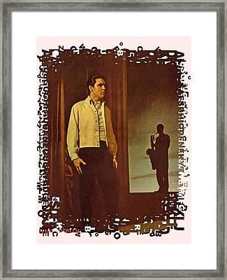 Elvis Aaron Presley Framed Print by Movie Poster Prints