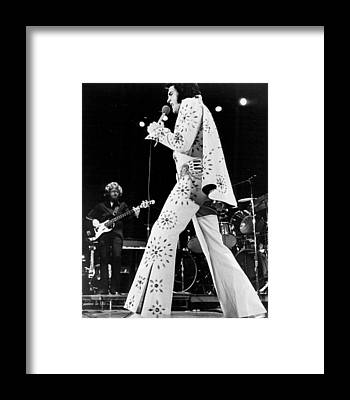Country Music Hall Of Fame Framed Prints
