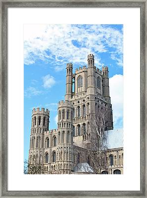 Ely Cathedral Framed Print