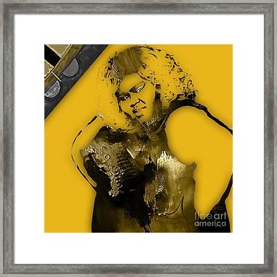 Emapire's Gabourey Sidibe Becky Framed Print