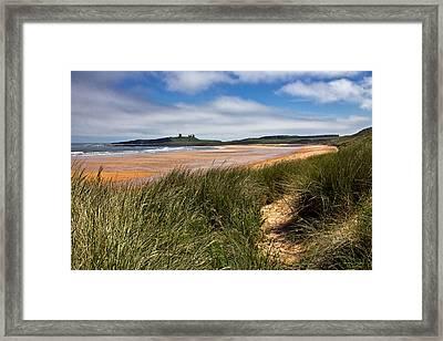 Embleton Bay Framed Print by David Pringle