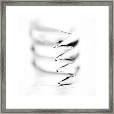 Embrace IIi Framed Print by Wade Brooks