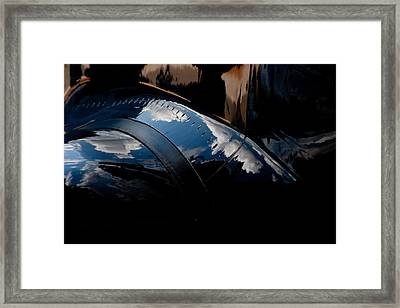 Embraer Reflection II Framed Print by Paul Job