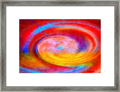 Embryo Framed Print by George Rossidis