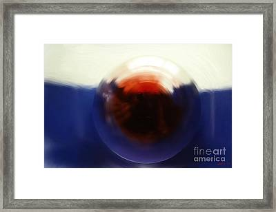 Embryogenesis #1 Of 3 Framed Print by Thomas Luca