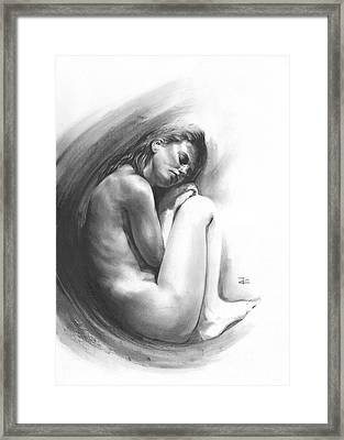Embryonic 1 Framed Print
