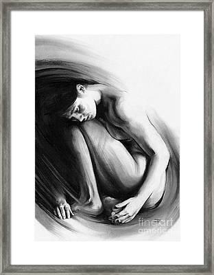Embryonic II Framed Print