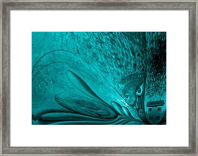 Emerald Expectations Framed Print