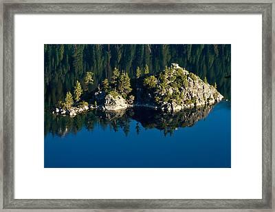 Emerald Isle Framed Print by Bill Gallagher