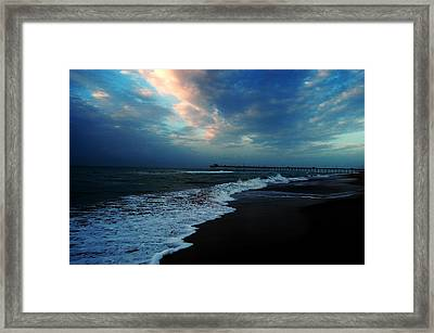 Emerald Isle Framed Print