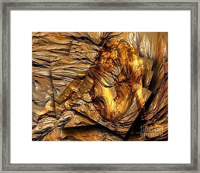 Emerge Framed Print by Jacky Gerritsen