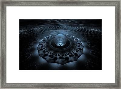 Emergence1 Framed Print
