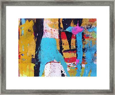 Emergent Framed Print by Debra Jacobson