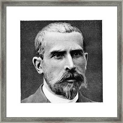 Emile Roux Framed Print by Cci Archives