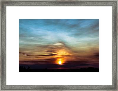 Eminations Framed Print by Matti Ollikainen