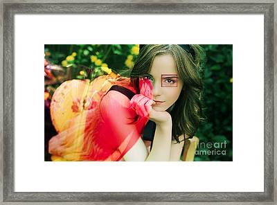 Emma Watson  Framed Print