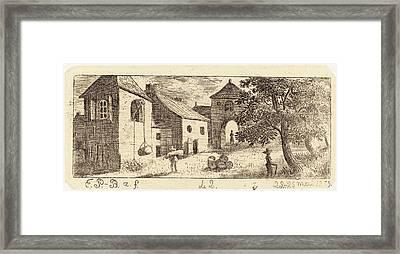 Emmanuel Phélippes-beaulieu French, Born 1829 Framed Print by Quint Lox