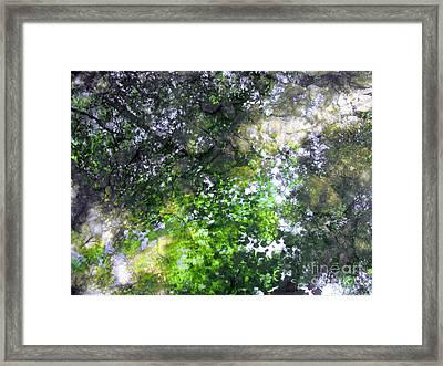 Emotion Framed Print by Melissa Stoudt