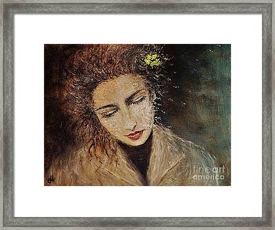 Emotions... Framed Print