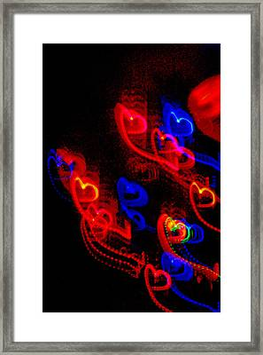 Emotions Framed Print
