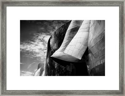 EMP Framed Print