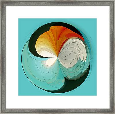 Framed Print featuring the photograph Emp Inspired by Sonya Lang