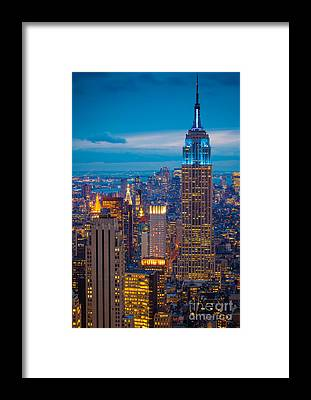 Tourist Framed Prints